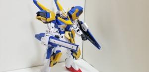 【ガンプラ製作記】 MG V2ガンダム Ver.Ka用 アサルトバスター拡張パーツ_その2