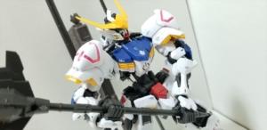 【レビュー】MG 1/100 ガンダムバルバトス