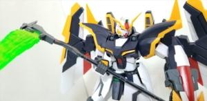 【レビュー】MG 1/100 ガンダムデスサイズEW (ルーセット装備)