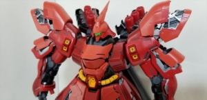 【レビュー】MG 1/100 サザビー Ver.Ka
