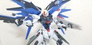 【レビュー】MG 1/100 フリーダムガンダムVer.2.0