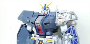 【レビュー】MG 1/100 ガンダムNT-1 Ver.2.0