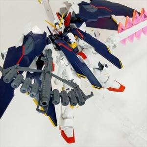 HGUC 1/144 クロスボーン・ガンダムX1フルクロスレビュー