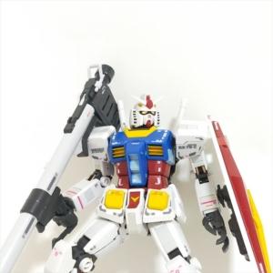 RG RX-78-2 ガンダムレビュー