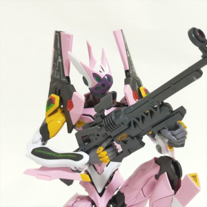 RG汎用ヒト型決戦兵器 人造人間エヴァンゲリオン 正規実用型(ヴィレカスタム)8号機αレビュー
