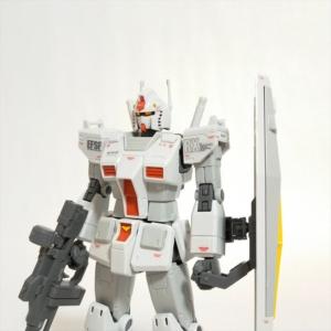 HG RX-78-02 ガンダムロールアウトカラーレビュー